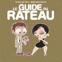Librairie érotique LRDP - Livre Le Guide du rateau - Fluide Glamour