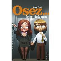 Librairie érotique LRDP - Osez le Quick Sex
