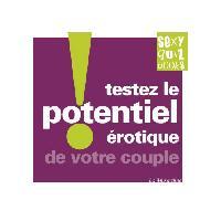 Librairie érotique LRDP - Testez le potentiel erotique de votre couple