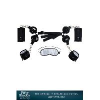 Liens et Menottes Fifty Shades of Grey - Kit Bondage Lit -Hard Limits- FIFTY SHADES OF GREY - Noir