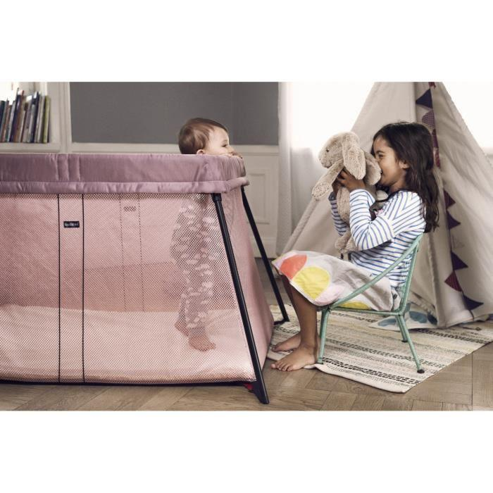 babybjorn babybjorn lit parapluie light rose 378961. Black Bedroom Furniture Sets. Home Design Ideas