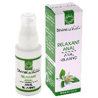 Lubrifiant à base d'eau Divinextases - Relaxant Anal Bio - 50 ml