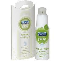 Lubrifiant à base d'eau Durex - Gel Lubrifiant Durex Play Aloe Vera et soin - 50ml