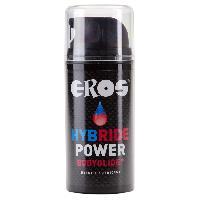 Lubrifiant à base d'eau Eros - Lubrifiant Eros Hybride Power Bodyglide - 100 ml