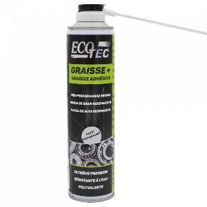 Lubrifiant Degrippant Ecotec - Graisse Multi-usage - Assure longtemps Graissage et Protection - 1140