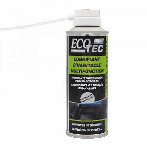 Lubrifiant Degrippant Ecotec - Nettoyant/ Lubrifiant ceintures de securite 200ml - 1063 - CT71221