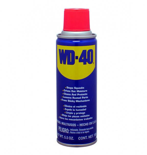 lubrifiant degrippant wd 40 spray wd40 500ml. Black Bedroom Furniture Sets. Home Design Ideas