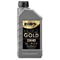 Lubrifiants Eros - Lubrifiant Eros Black Gold 0W40 - 1 litre