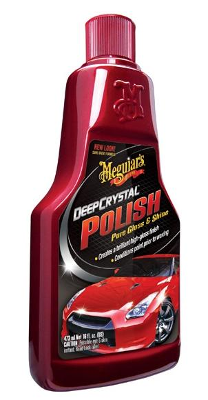 meguiars etape 2 deep crystal lustrant 450ml polish 7759. Black Bedroom Furniture Sets. Home Design Ideas