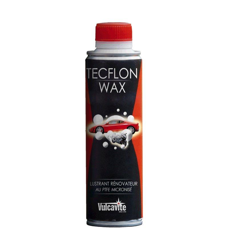 vulcanet tecflon wax polish 250ml pour auto et moto 137477. Black Bedroom Furniture Sets. Home Design Ideas