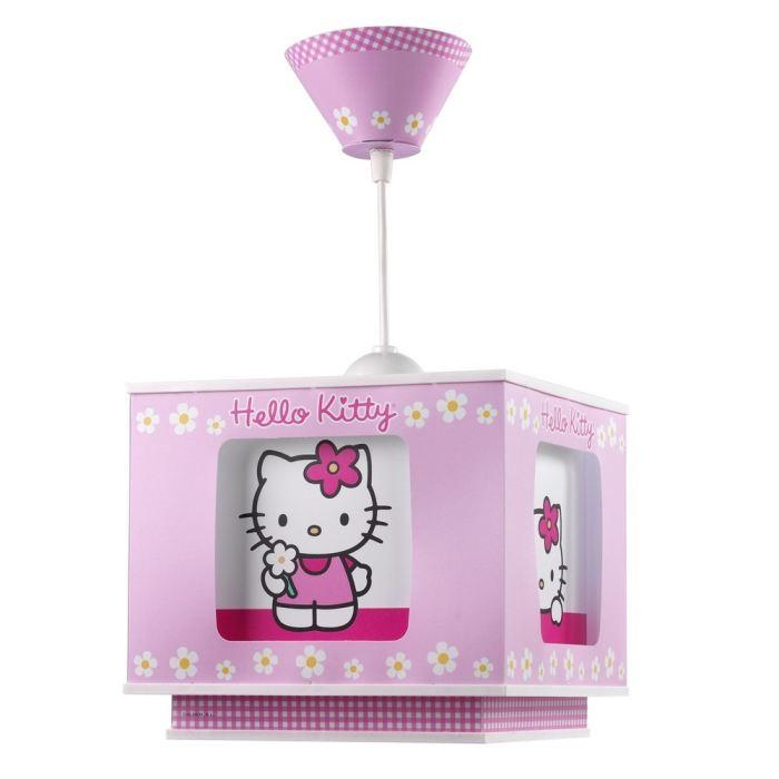 aucune suspension hello kitty 246814. Black Bedroom Furniture Sets. Home Design Ideas