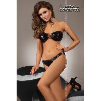Maillots et bikinis sexy LRDP - Dianthe maillot de bain - Noir - Taille M