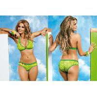 Maillots et bikinis sexy Obsessive - Maillot de bain Kiwi - Taille XS