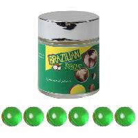 Massage Brazilian Balls - Boules Bresiliennes aromatisees Menthe X6