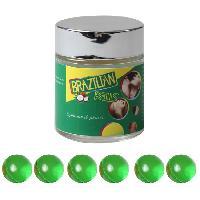 Massage Brazilian Balls - Boules Bresiliennes aromatisees Menthe X6