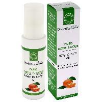 Massage LRDP - Huile Bio corps a corps - 100 ml