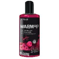 Massage LRDP - Huile chauffante comestible saveur framboise - 150 ml