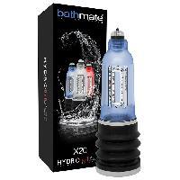 Masturbateurs Bathmate - Developpeur Hydromax X20 bleu