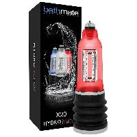 Masturbateurs Homme Bathmate - Developpeur Hydromax X20 rouge