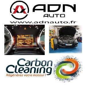 Mecanique ADNAuto - Decalaminage moteur Carbon Cleaning