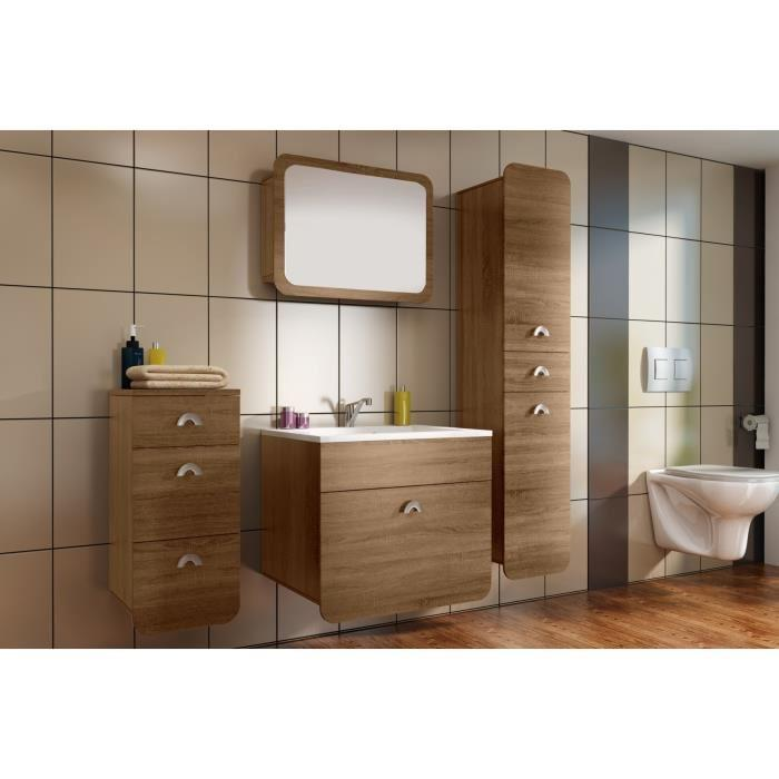 aucune forest salle de bain complete chene sonoma 264280. Black Bedroom Furniture Sets. Home Design Ideas