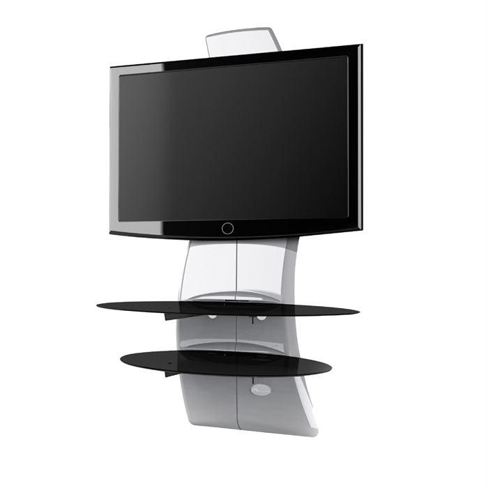 Meliconi ghost design 2000 meuble tv support 32 a 63 - Meuble tv meliconi ghost design 2000 ...