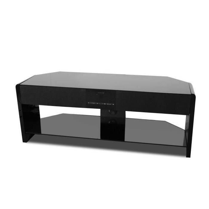 Oxygen loonge meuble tv bluetooth enceintes int gr es 2 1 312992 - Meuble tv chaine hifi ...