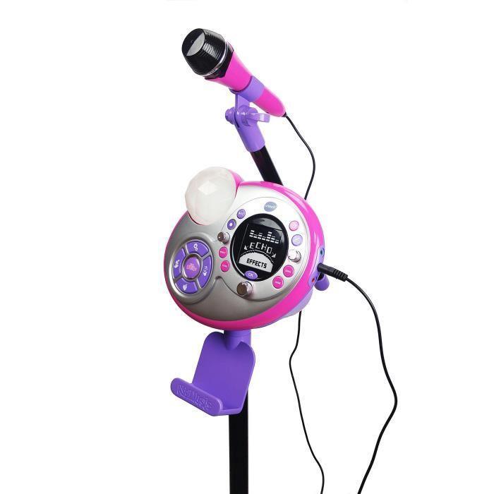 micro karaoke vtech vtech kidi superstar 392224