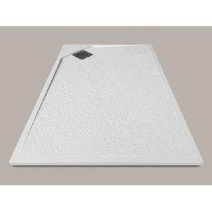 mitola mitola receveur en r sine composite oasis 120x80 blanc 266629. Black Bedroom Furniture Sets. Home Design Ideas