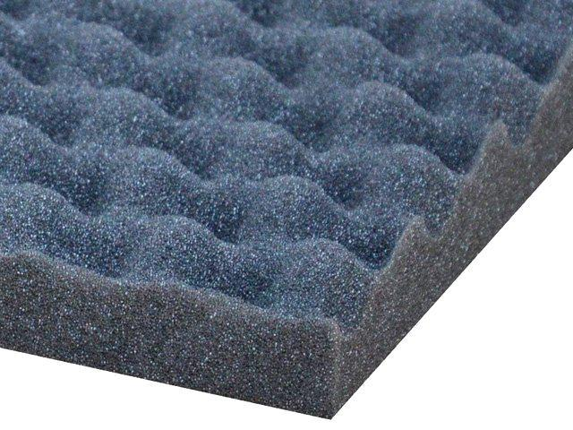 Adnauto mousse acoustique 1000x500x30mm perforee for Moquette acoustique