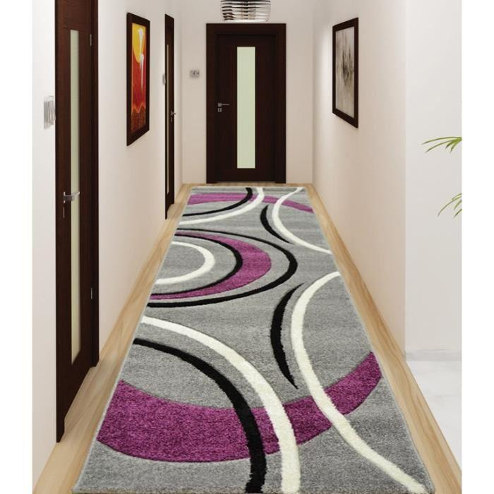 nazar havanna tapis de couloir 80x300 cm 267673. Black Bedroom Furniture Sets. Home Design Ideas