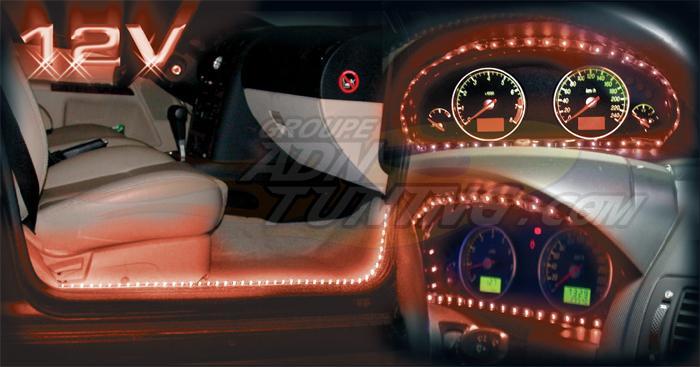 neon lumiere auto vente neon lumiere voiture tuning adnauto. Black Bedroom Furniture Sets. Home Design Ideas