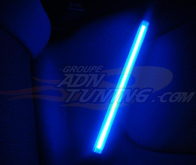adnautomid tube neon 20cm bleu 12v 129269. Black Bedroom Furniture Sets. Home Design Ideas
