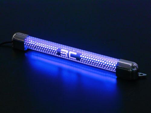 adnautomid tube neon air metal 30cm bleu 12v 72658. Black Bedroom Furniture Sets. Home Design Ideas