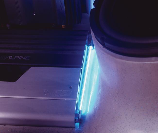 neon voiture tube ring neon ultra fin 15cm 72358. Black Bedroom Furniture Sets. Home Design Ideas