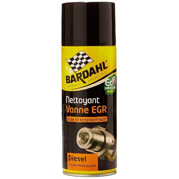 Nettoyant vanne EGR - 400ml - Diesel. Elimine les depots. Stabilise le ralenti.