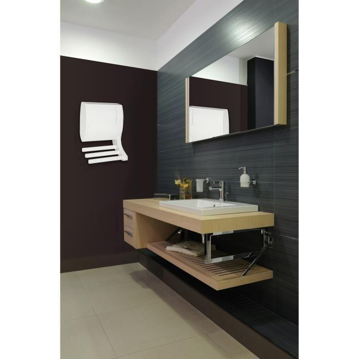 noirot marina radiateur seche serviettes lectrique 2000 watts avec barres soufflantes 391920. Black Bedroom Furniture Sets. Home Design Ideas