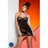 Nuisettes sexy Avanua - Nuisette et String Nora - L-XL