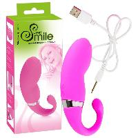 Oeufs Vibrants Bad Kitty - Oeuf Vibrant Rechargeable Smile