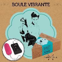 Oeufs Vibrants LRDP - Oeuf telecommande sans fils - Happy Lola - Happy Lola