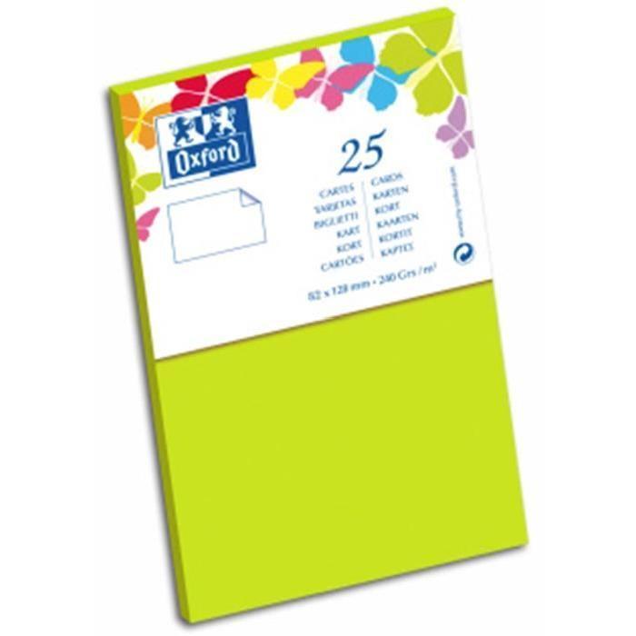 25 Cartes De Visite