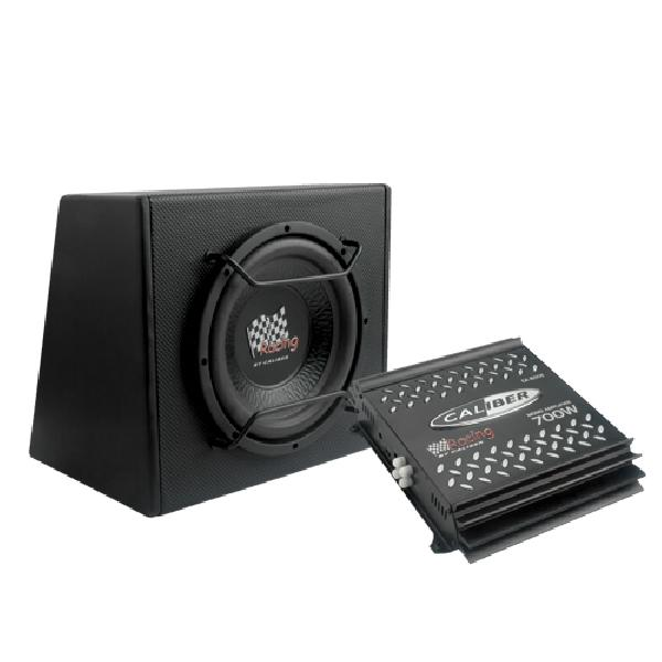 Pack 12P - Pack Ampli Mono 700W Max - Subwoofer 700W max