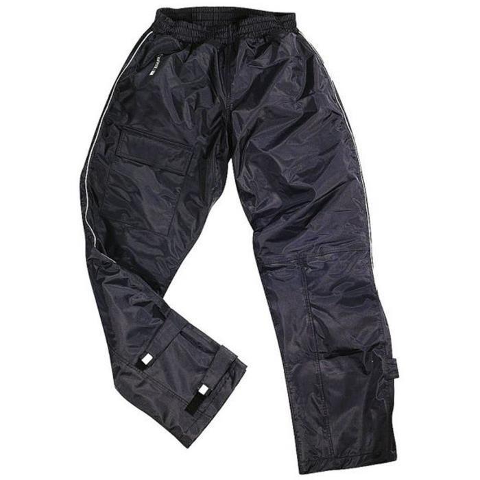 doupeux gaubert dg p100 aw pantalon de pluie double pour motard 333961. Black Bedroom Furniture Sets. Home Design Ideas