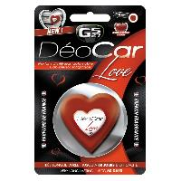 Parfums Ambiance GS27 - Deocar Love - Cerise - Parfum Francais