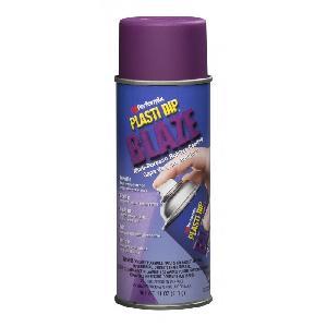 Peintures, Laques & Plastidip Plasti Dip - Film Blaze Violet Fluo - 400 ml