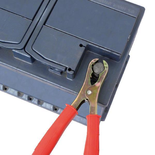 Pinces pour batterie 120A 2pcs