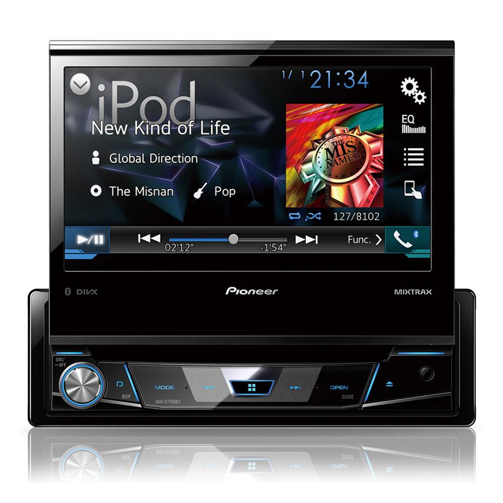 avh x7800bt autoradio 1din dvd mp3 ipod iphone android usb bluetooth ecran 7p motorise. Black Bedroom Furniture Sets. Home Design Ideas