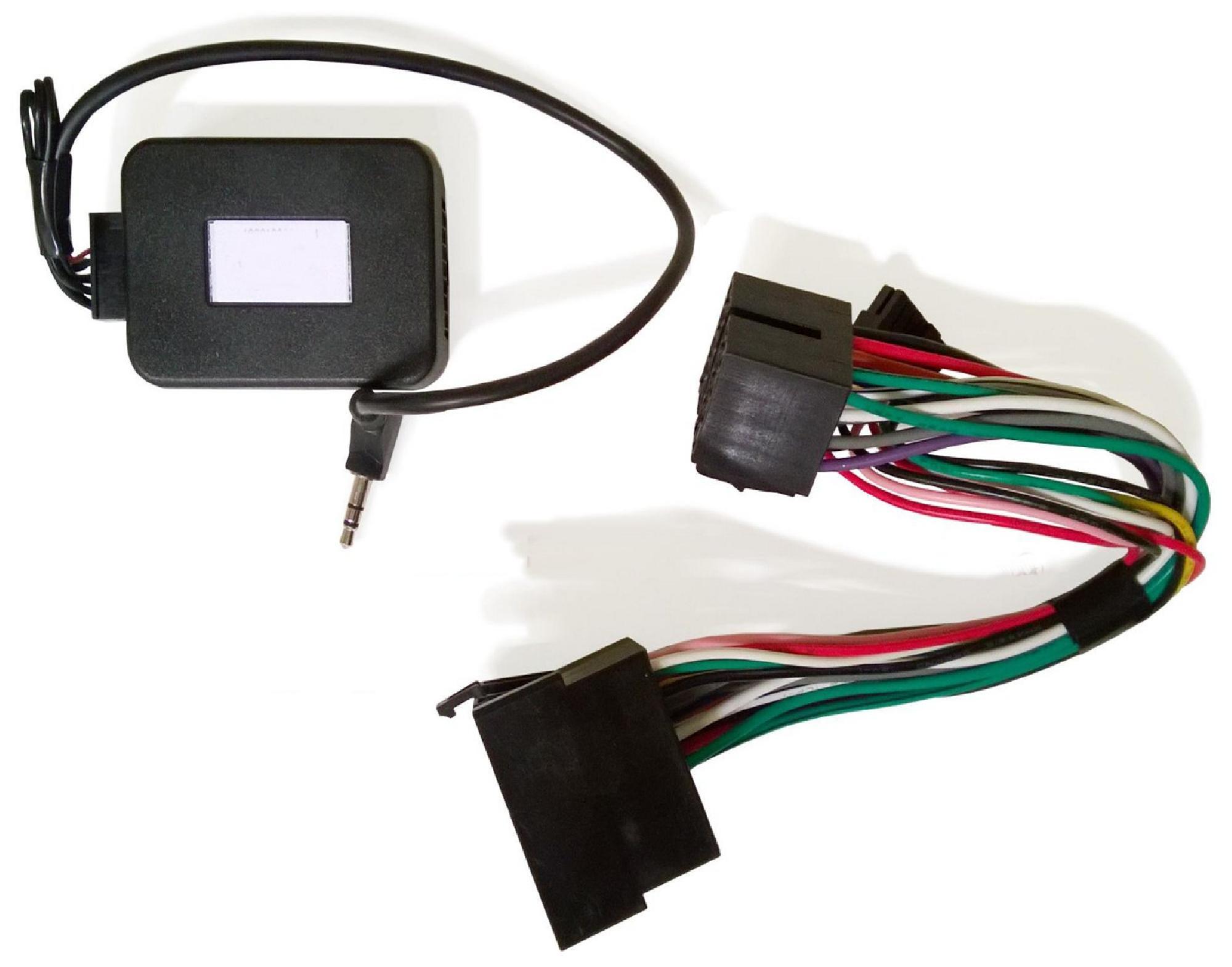Pioneer interface commande au volant pour renault 00 04