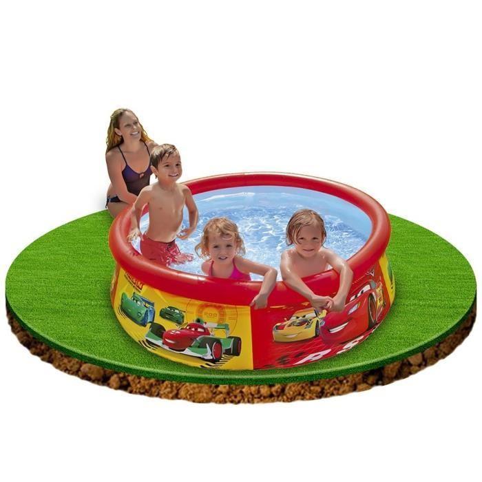 intex cars piscine enfant gonflable 318718. Black Bedroom Furniture Sets. Home Design Ideas