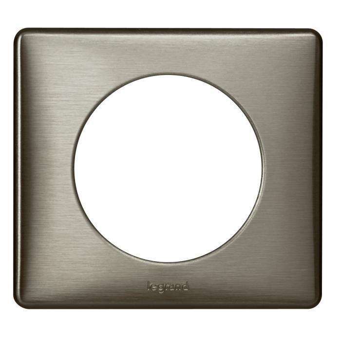 Legrand legrand celiane plaque de finition 1 poste - Interrupteur legrand celiane ...